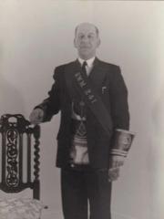 1955-1957  Donald John Mackenzie